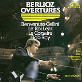 Berlioz: Overtures by Brno Philharmonic Orchestra