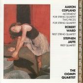 American Works for String Quartet by Ciompi Quartet