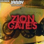 Zion Gates by Solomon Jabby