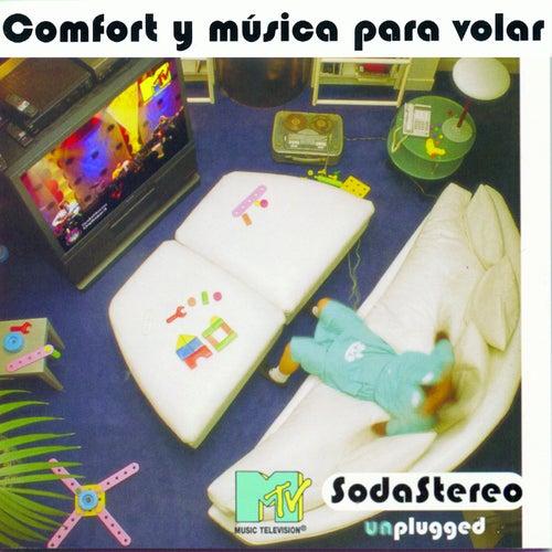 Comfort Y Musica Para Volar de Soda Stereo