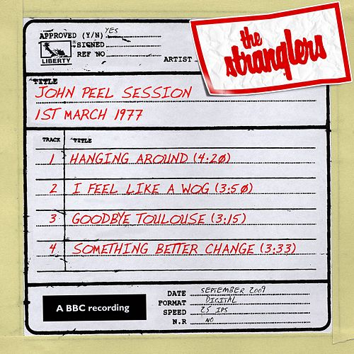 John Peel Session (1 March 1977) by The Stranglers