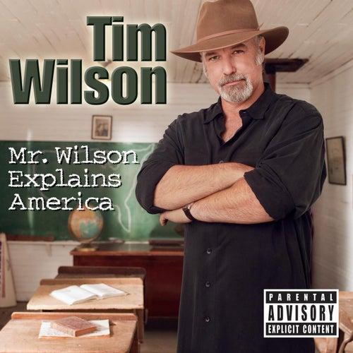 Mr. Wilson Explains America by Tim Wilson