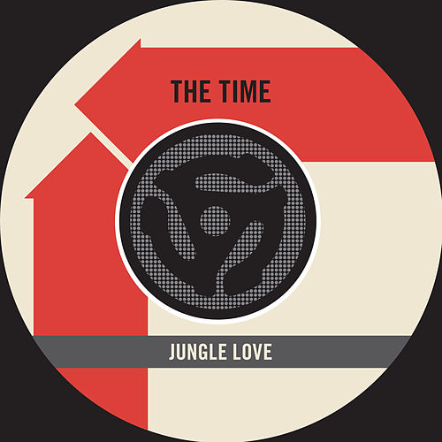 Jungle Love / Oh, Baby [Digital 45] by The Time