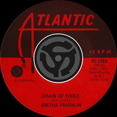 Chain Of Fools / Prove It [Digital 45] de Aretha Franklin