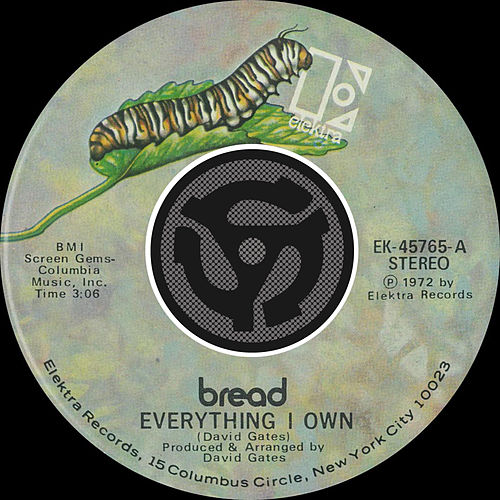 Everything I Own / I Don't Love You [Digital 45] de Bread