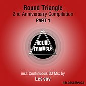 Round Triangle 2nd Anniversary Compilation. Part 1 by Various Artists