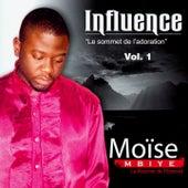 Influence, vol. 1 (Le sommet de l'adoration / La réverve de l'éternel) de Moise Mbiye