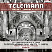 Telemann: Sacred Choral Music by Various Artists