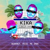 Kika de Seakret, FEID & MC Zaac