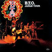 B.T.O. Japan Tour by Bachman-Turner Overdrive