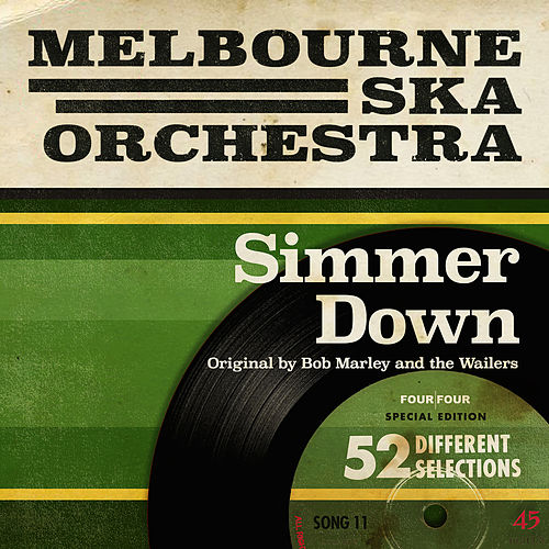 Simmer Down by Melbourne Ska Orchestra