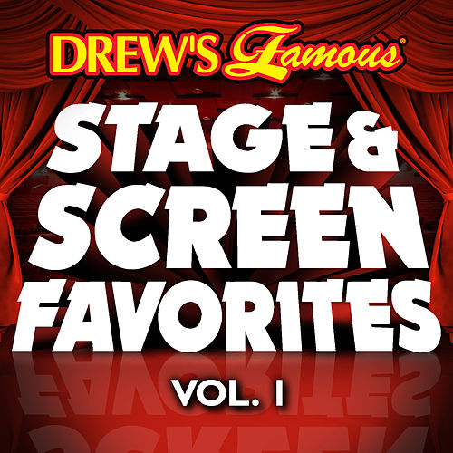 Drew's Famous Stage & Screen Favorites Vol. 1 by The Hit Crew(1)