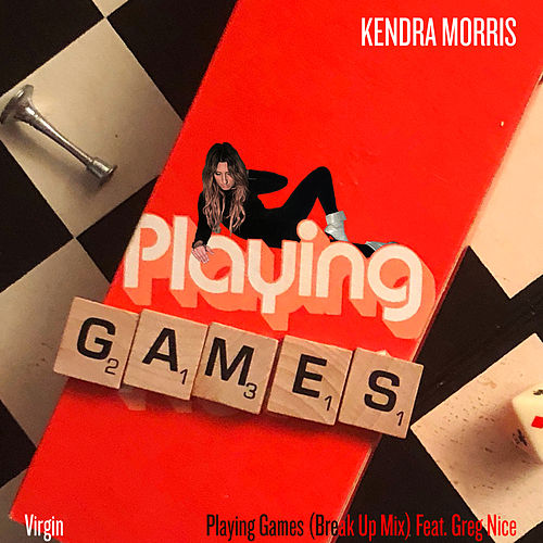 Playing Games by Kendra Morris