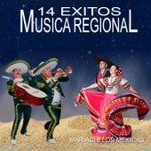14 Exitos Musica Regional de Mariachi de la Los Mexicas