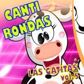 Canti Rondas, Vol. 5 de Las Gatitas