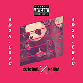 Suicidal Panda by AD2X.Eric