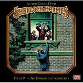 Folge 19: Der Daumen des Ingenieurs von Sherlock Holmes - Die geheimen Fälle des Meisterdetektivs