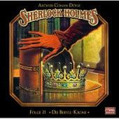 Folge 21: Die Beryll-Krone von Sherlock Holmes - Die geheimen Fälle des Meisterdetektivs