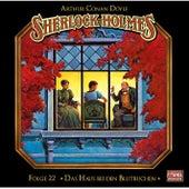 Folge 22: Das Haus bei den Blutbuchen von Sherlock Holmes - Die geheimen Fälle des Meisterdetektivs