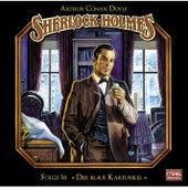 Folge 16: Der blaue Karfunkel von Sherlock Holmes - Die geheimen Fälle des Meisterdetektivs