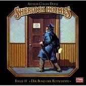 Folge 13: Der Bund der Rotschöpfe von Sherlock Holmes - Die geheimen Fälle des Meisterdetektivs