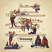 Wassap (feat. MadeinTYO & S'natra) by Alexander Lewis