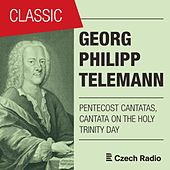 Georg Philipp Telemann: Pentecost Cantatas, Cantata on The Holy Trinity Day by Musica salutaris