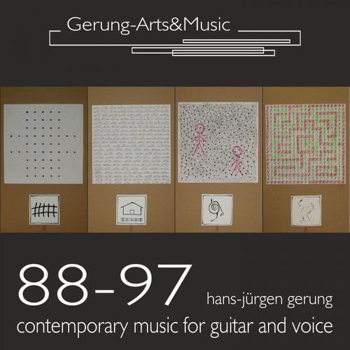 88 - 97 by Hans-Jürgen Gerung