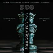 Soliloquy for Two: Saxophone and Piano by Duo Granato