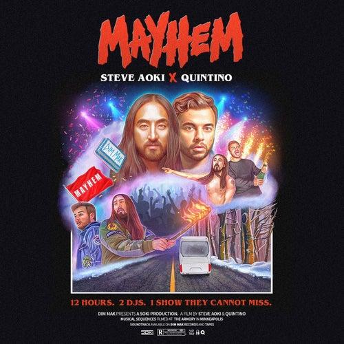 Mayhem di Steve Aoki