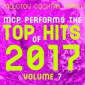 MCP Top Hits of 2017, Vol. 7 von Molotov Cocktail Piano