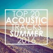 Top 20 Acoustic Tracks Summer 2016 de Guitar Tribute Players