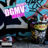 DGMV3 Mixtape by Mercury9