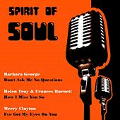 Spirit of Soul de Various Artists
