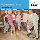 Tanz beim Zithermuckl von Alfons Bauer