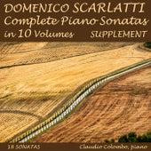 Domenico Scarlatti: Complete Piano Sonatas in 10 Volumes, Supplement by Claudio Colombo