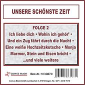 Unsere schönste Zeit, Folge 2 by Various Artists