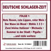Deutsche Schlager-Zeit, Folge 1 de Various Artists