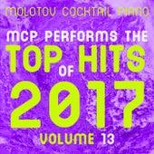 MCP Top Hits of 2017, Vol. 13 von Molotov Cocktail Piano