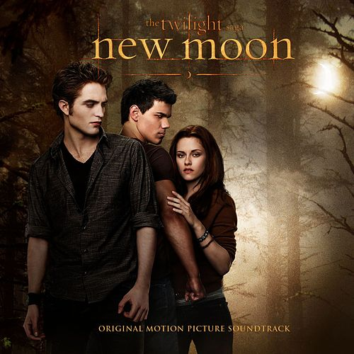 Original Motion Picture Soundtrack The Twilight Saga: New Moon by Various Artists