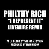 I Represent it Remix von Philthy Rich