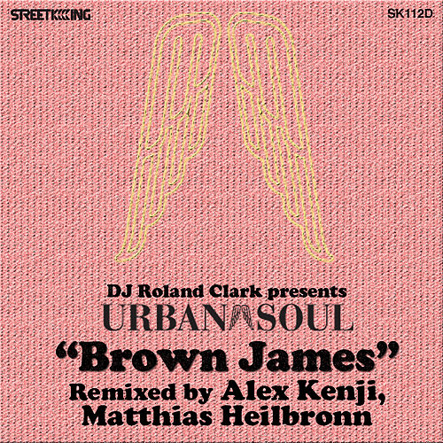 Brown James (Alex Kenji & Matthias Heilbronn Remixes) by DJ Roland Clark
