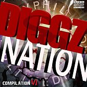 The Diggz Nation Compilation, Vol. 6 de Various Artists