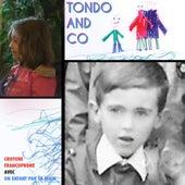 Crotone Francophone avec Un Enfant Par La Main by Tondo and Co