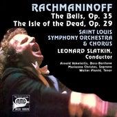 Rachmaninoff: The Bells, Op. 35 & Isle of the Dead, Op. 29 von Various Artists