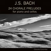 J.S. Bach: 24 Chorale Preludes for Piano and Cellos by Claudio Colombo