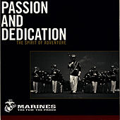 Passion and Dedication de US Marine Band Parris Island