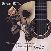 Classical Guitar Composition by Fernando Sor vol.2 by Brett Ellis
