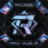 Family Values de Various Artists