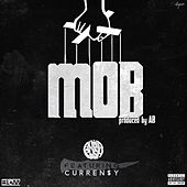 MOB (feat. Curren$y) by Audio Push